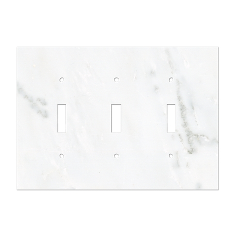 Beige Travertine Switch Plate Cover