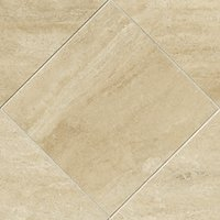 Bucak Light Walnut Honed Filled Travertine Floor Tile - 12 in.