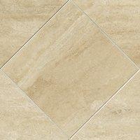 Bucak Light Walnut Honed Filled Travertine Floor Tile - 12 in.