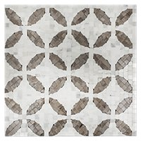 Decatur Taupe Mosaic 12 x 12 in