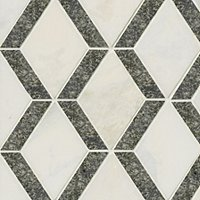 Tempesta Neve Polished Wheaton with Black 12 x 15 in