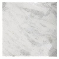 Tempesta Neve Polished Marble Floor Tile 12 X 12 In