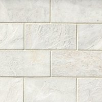 Meram Carrara Satin 3 x 6 in