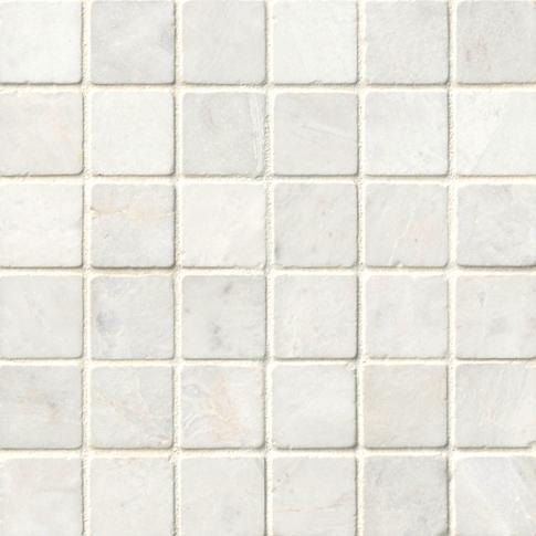 Meram Blanc Tumbled 2 x 2 in