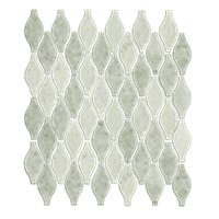 Biltmore Polished Barrington Marble Mosaic Tile