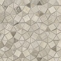 Legno Gatsby Limestone Mosaic Tile - 10 x 10 in.