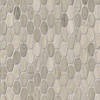 Legno Oakbrook Limestone Mosaic Tile