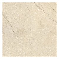 Queen Beige Polished Marble Tile - 18 in