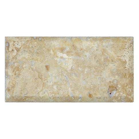 Essex Travertine Subway Tile - 3 x 6 in.