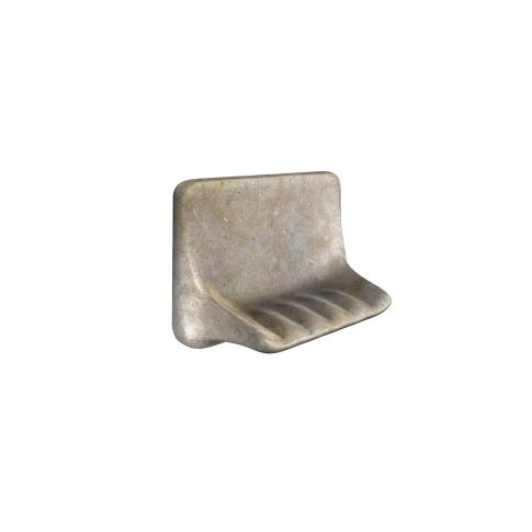 Hand Carved Sandlewood Honed Soap Shelf