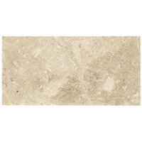 Cappuccino Polished Marble Wall Tile - 12 x 24 in.