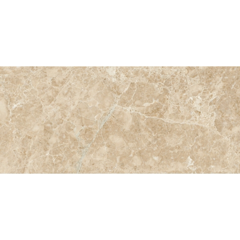 Cappuccino Polished Marble Wall Tile - 8 x 18 in.