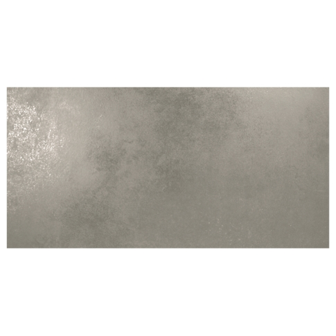 Grigio Remix Porcelain Floor Tile - 12 x 24 in.