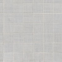 Linho Off-White Mosaic Ceramic Wall and Floor Tile - 2 in