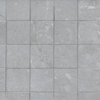 Imperium Perla Matte Porcelain Mosaic Wall and Floor Tile - 3 in