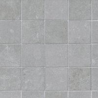 Imperium Perla Pol Porcelain Mosaic Wall and Floor Tile - 3 in