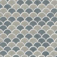 Mozart Crackle Mosaic Ceramic Wall Tile