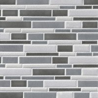 Beethoven Crackle Stria Mosaic Wall Tile