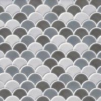 Bach Crackle Mosaic Ceramic Wall Tile