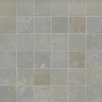 Gravity Silver Porcelain Mosaic Wall and Floor Tile - 2 in