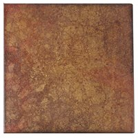 Rialto Cotto Ceramic Floor Tile - 8 in.