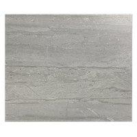 Silver Stone Grey Matte Ceramic Floor Tile - 18 x 18 in