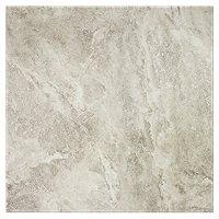 Falesia Platina Ceramic Tile - 24 in