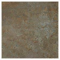 Magma Copper Porcelain Floor Tile - 18 in