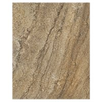 Terra Del Fuoco Ceramic Wall and Floor Tile - 13 x 18 in