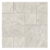Chester Silver Versailles Porcelain Wall and Floor Tile
