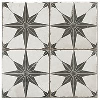 Star Ceramic Wall and Floor Tile 18 x 18 in