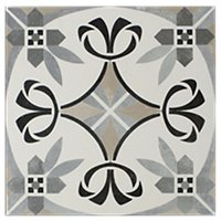 Art Sysley Porcelain Wall and Floor Tile - 9 in