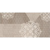 Serifos Decor Mix Silver Porcelain Wall and Floor Tile - 12 x 24 in