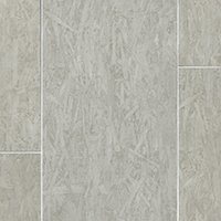 Bleecker Grey Porcelain Wall and Floor Tile - 12 x 24 in