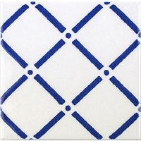 Maiolica Trama Porcelain Wall Tile 4 X In