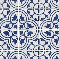 Maiolica Adagio Porcelain Wall Tile - 4 x 4 in