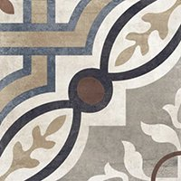 London Camden Porcelain Wall and Floor Tile - 8 in