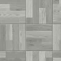 Patchwood Ash Porcelain Wood Look Wall and Floor Tile - 8 x 8 in