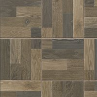 Patchwood Earth Porcelain Wood Look Wall and Floor Tile - 8 x 8 in