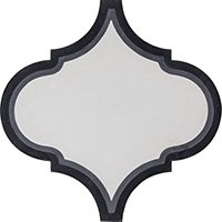 Monsieur Arabesque Encaustic Wall and Floor Tile