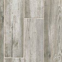 Sligo Taupe Porcelain Wood-Look Wall and Floor Tile - 6 x 35 in