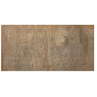 Oxidato Copper EXT Ret Porcelain Wall and Floor Tile - 20 x 41 in