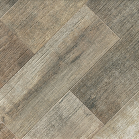 Movila Wood Look Ceramic Floor Tile - 7 x 20 in.
