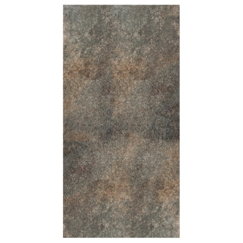 Burma Terra Porcelain Floor Tile - 12 x 24 in.