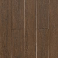 Oak Tobacco Wood Look Floor Tile - 4 x 24 in.