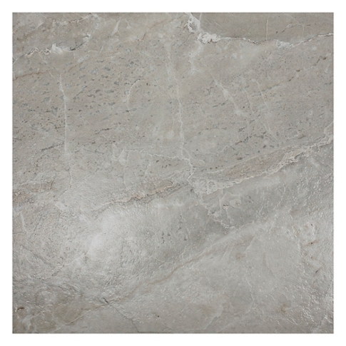 Medea Grigio Ceramic Floor Tile - 13.5 x 13.5 in.