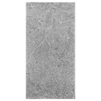 Blast Anthracite Porcelain Floor Tile - 12 x 24 in