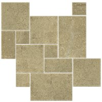 Nuvolato Nocce Large Versailles Pattern 10.33 SF