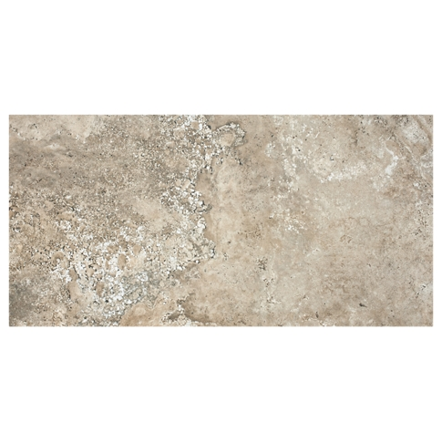 Scavo Almond Porcelain Floor Tile - 12 x 24 in.