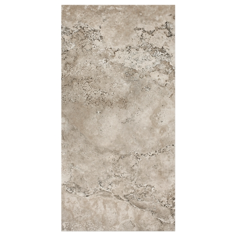 Scavo White Porcelain Floor Tile - 12 x 24 in.